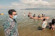 Menparekraf Dorong Potensi Wisata Danau Toba Lewat Event Olahraga