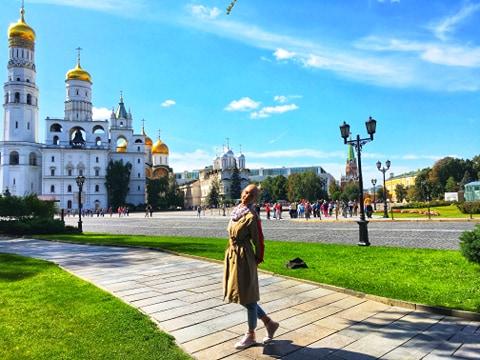 Moskwa, Kreml, moskiewski kreml, najlepsze atrakcje Moskwy, Rosja