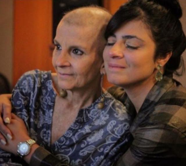 Ludmila Ferber revela que câncer espalhou para outros órgãos e pede orações para internautas