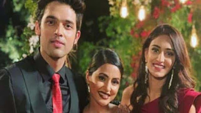 Hina Khan Farewell video from the set of Kasautii Zindagii Kay 2