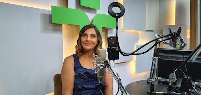 Apresentadora Adriana de Barros/Foto: Vitor Janelli