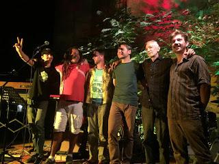 Tributo a The Doors, junto a The Rosetti Sisters en Graz, Austria