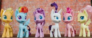 My Little Pony: Pony Life Mane 6 Figures