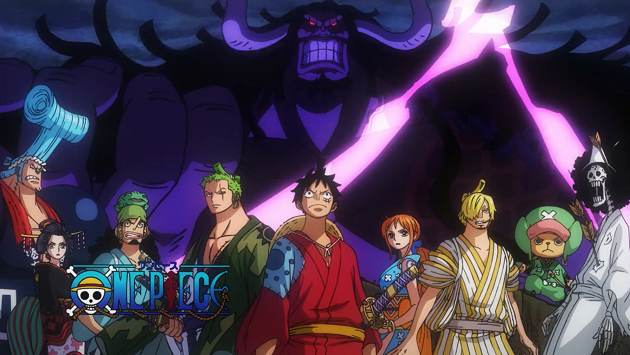 Daftar Episode One Piece Arc Wano
