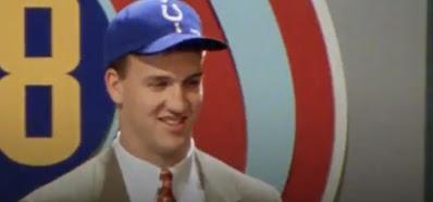 Peyton Manning NFL Draft
