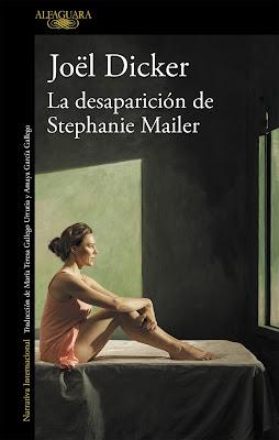 """La desaparición de Stephanie Mailer"", novela policíaca, Thriller, Best seller"