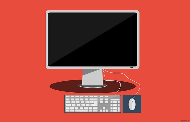 Macam-Macam Perangkat Input Komputer Beserta Fungsinya