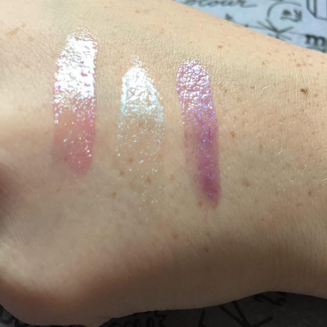 Models Own Holochrome lip gloss