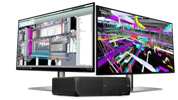 Novas Workstations Desktop Z by HP com soluções NVIDIA elevam a Performance a um novo Nível