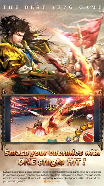 screen696x696%2B%25281%2529 HACK Dynasty Legends-Legacy of King v3.3.151 +3 [God Mode + More] Cydia
