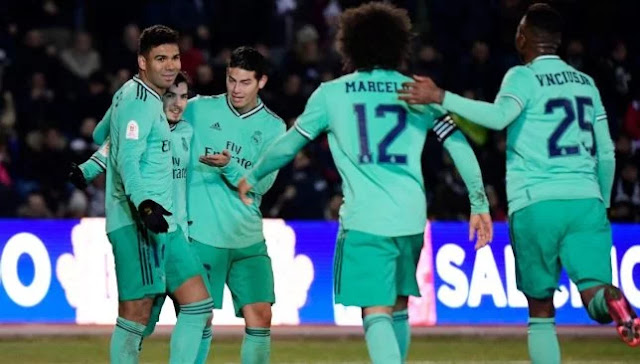 لتشكيل المتوقع لريال مدريد أمام بلد الوليد في الدوري