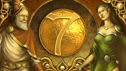 لعبة سبع قطع اثريه 7 Artifacts