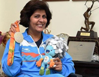 Deepa Malik Opts Out of Paralympics 2020