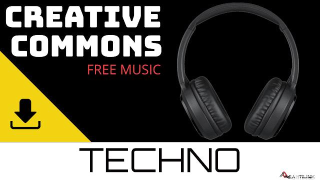 musica techno gratis con licenza non commerciale