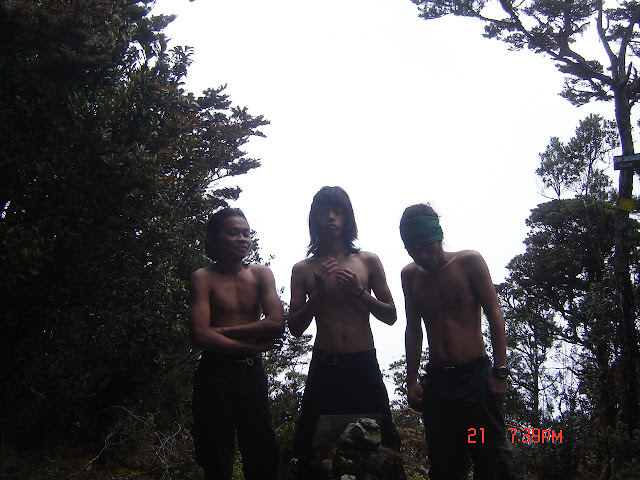 Gunung Kambuno, Gunung Luwu Utara, Pendakian