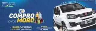 Promoção CDL Seara SC 2019 Compro Onde Moro - Concorra Carro 0KM e 10 Mil Reais Vale-Compras