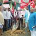 *सीपीआई एवं किसान सभा ने किसान विरोधी बिल के विरोध में मार्च निकाल, पीएम मोदी का पुतला फूंका