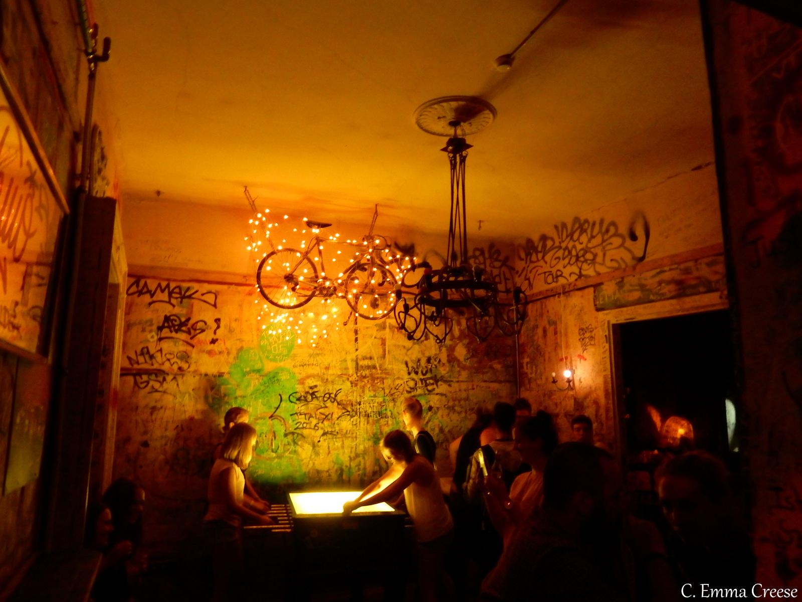 Szimpla Ruin Bar 10 reasons luxury city break Hungary Adventures of a London Kiwi
