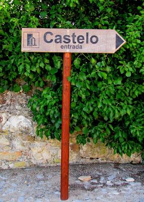Resultado de imagem para sinalização da entrada do convento de cristo em tomar a dianteira 3 tomar