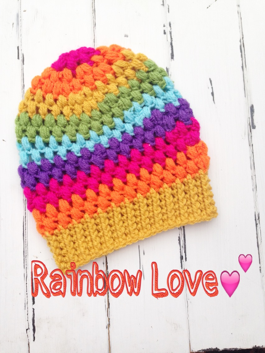 1a88eb67461 I ve written this pattern in a toddler size but if you want to make it  bigger or smaller just make less more increase rounds. Notes. puff stitch   ...