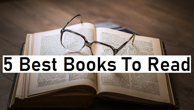 Best Books We Have to Read At Home