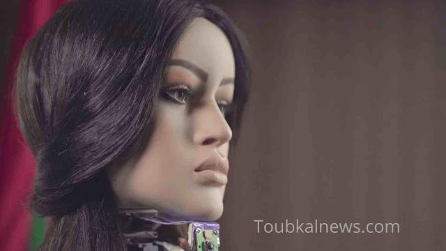""""""" شامة """" اول امرأة روبوت مغربية الصنع"""