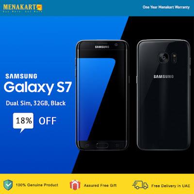 Samsung Galaxy S7 G930FD - Dual Sim, 32GB, Black