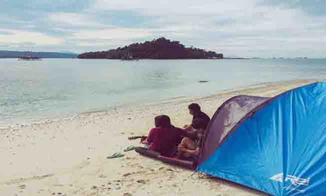 Pulau Condong Lampung