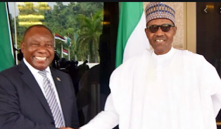 Buhari, xenophobic attack, xenophobia in south Africa