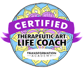 Transformation Academy Certificate Therapeutic Art Life Coach