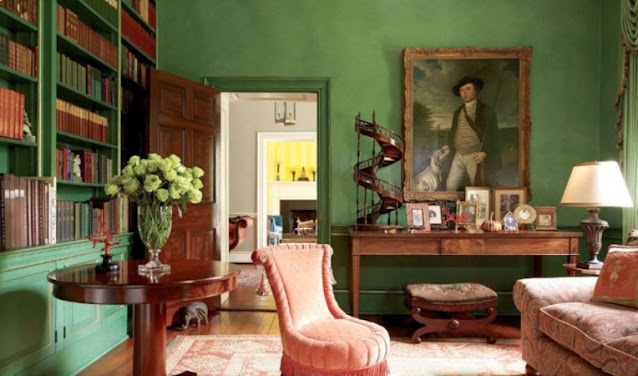 color combination for house interior painting