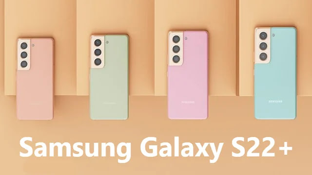 هاتف Samsung Galaxy S22 Plus بكاميرا 50 ميجا بكسل