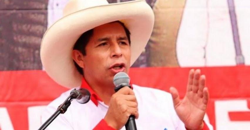 Pedro Castillo debe cumplir con sus promesas en educación, sostuvo Lucio Castro, secretario general del SUTEP