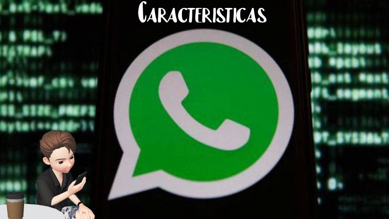 caracteristicas de whatsapp