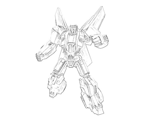 transformers cybertron coloring pages - photo#10
