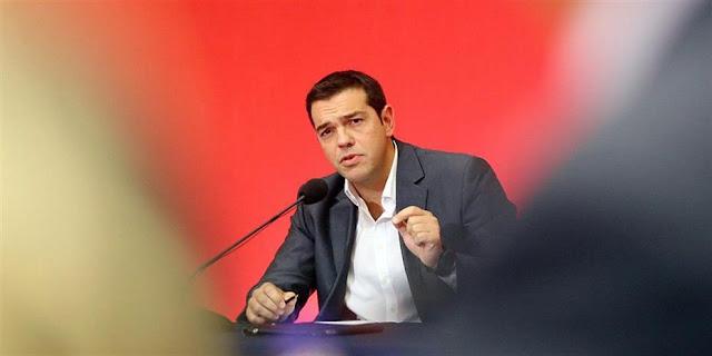 Τσίπρας: Η ΕΕ να αρχίσει ενταξιακή διαδικασία με Σκόπια - Αλβανία