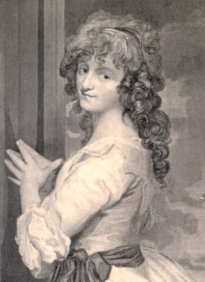Mrs Jordan from The Life of Mrs Jordan  by J Boaden (1831)