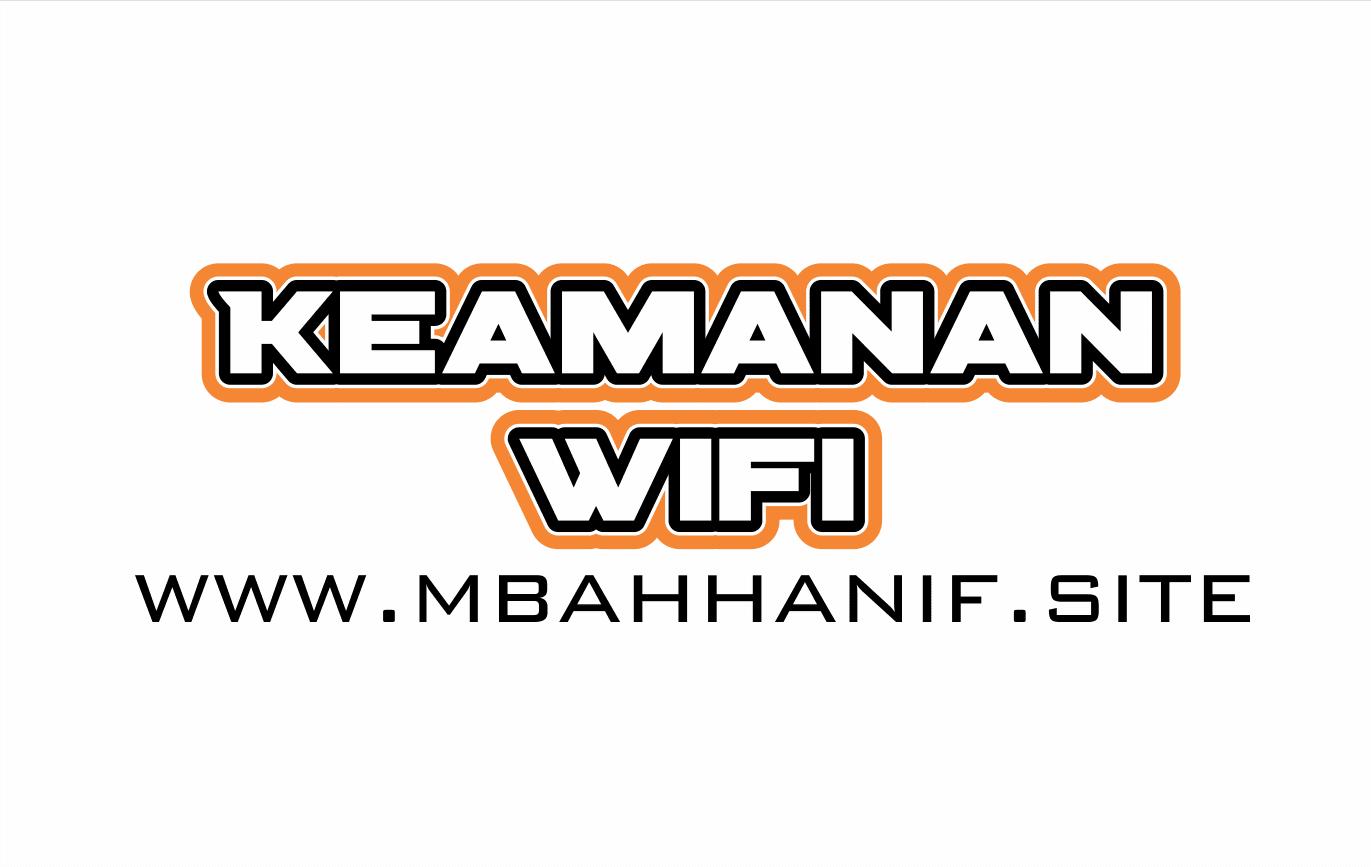 Keamanan Wifi