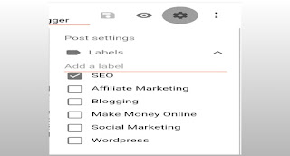 Post-labels-blogger