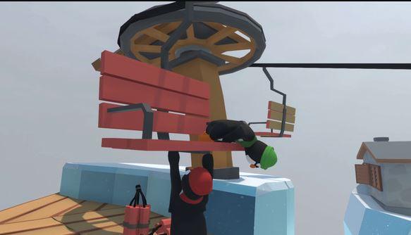 تحميل لعبة human fall flat للاجهزة الضعيفة