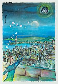 https://www.latelierdannapia.com/ chagall genova gênes