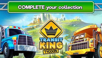 Transit King Tycoon Apk (MOD money,Free Shopping) for Android
