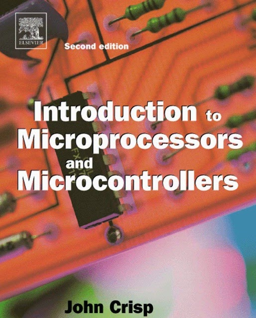Introduction to Microprocessors and Microcontrollers Cover