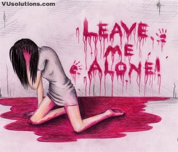 Leave Me Alone Sad Girl Wallpaper Cool Dp S For Girls Sting Wallpaper