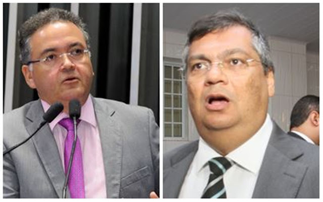 Resultado de imagem para ROBERTO ROCHA E FLÁVIO DINO