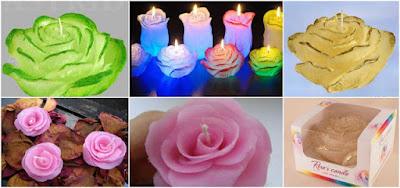 rosas-con-velas-para-regalar-san-valentín