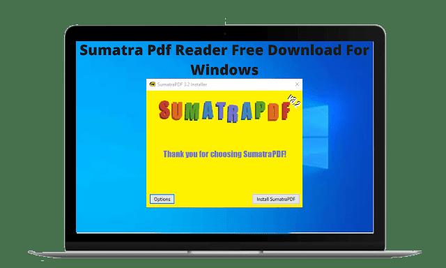Sumatra Pdf Reader Free Download For Windows