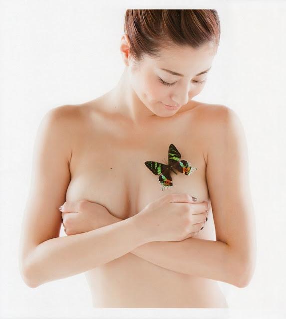 Yumi Sugimoto 杉本有美 Nude Ciel/Mer Photobook 01