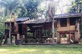 Wisata Rumah Hutan Cidampit Serang Banten