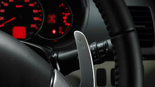 paddle shift new pajero sport 2013
